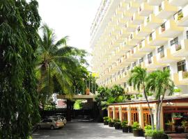Golden Beach Hotel Pattaya Pattaya Central Thailand