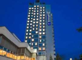 Hotel Photo: Radisson Blu Ankara