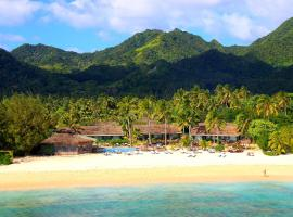 Hotel photo: Manuia Beach Resort