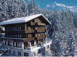 Hotel Bellary Grindelwald Switzerland