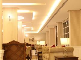 Hotel near King Khaled Intl airport : Land Beach