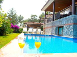Silverhill 2 with Private Pool Göcek Τουρκία