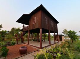 Hotel near Banteay Srei: Run Ta Ek Eco Village Cambodia