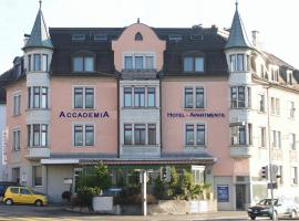 Hotel photo: Accademia Apartments