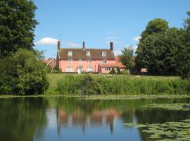 Hotel photo: Colston Hall Farmhouse B&B