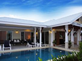 Hotel near Cha Am: Sam Pool Villa 37