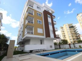 Look-O-More Residence Antalya Turkey