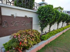 Hotel near  Dr Ambedkar Intl  airport:  The Legend Inn @Nagpur