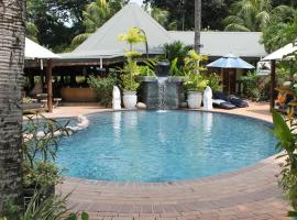 Hotel Chateau St Cloud La Digue Seychelles