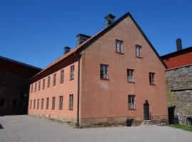 Soldatens Bed & Breakfast Marstrand Suecia