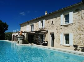 A la Claudy Bed and Breakfast and Spa Lambesc France