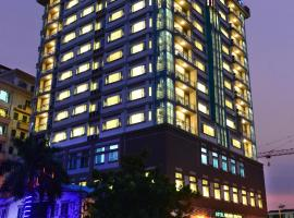 Hotel Grand United - Ahlone Branch Yangon Myanmar