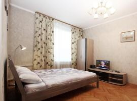 Hotel Photo: ApartLux Frunzenskaya Riverside