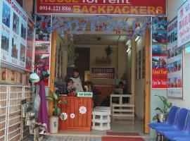 House Backpackers Hoi An Vietnam