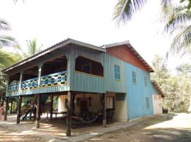 Bear Cat Guesthouse Chi Phat Cambodia