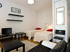 Hotel photo: Turku City Apartments Central