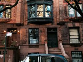 Hotel near Borough of Bronx: Jumel Terrace Bed & Breakfast