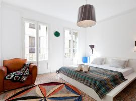 Apartment Barcelona Gracia Charm Barcelona Spain