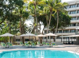 Hotel near Freetown Lungi airport : Radisson Blu Mammy Yoko Hotel