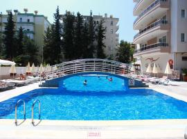 Elite Orkide Hotel Alanya Turkey