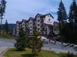 Home Hotel Bukovel Ukraine