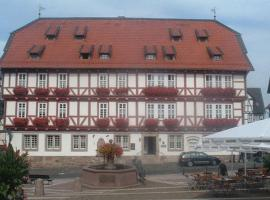 Hotel Altes Rathaus Wolfhagen Germany