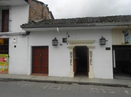 Hotel Photo: Hotel Alcayata Popayan