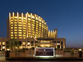 WelcomHotel Dwarka - Member ITC Hotel Group New Delhi Intia