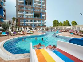 Crystal Towers Apart Hotel Alanya Turkey