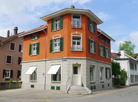 Hotel near Winterthur: Die Bleibe - Bed & Breakfast in Winterthur-Töss