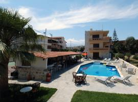 Karavanos Apartments Kato Daratso Greece