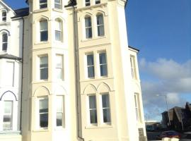 Hotel near  Isle Of Man  airport:  Bay View Apartments