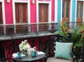 A picture of the hotel: Fortaleza Suites Old San Juan
