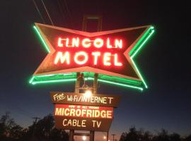 Lincoln Motel Chandler USA