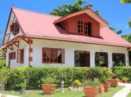 Veronic Self-Catering Guest House La Digue Seišelas