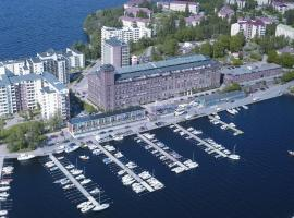 Holiday Club Tampere Spa Apartments Tampere Finland