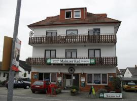 Hotel photo: Gasthof und Pension Mainzer Rad