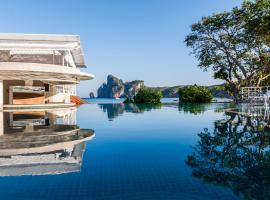 PP Charlie Beach Resort Phi Phi Don Thaiföld