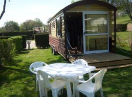 Camping la Griveliere Montrigaud France