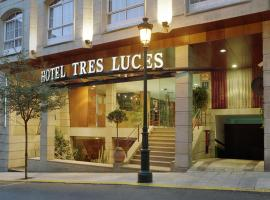 Hotel photo: Hotel Sercotel Tres Luces