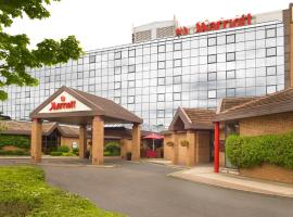 Hotel Photo: Newcastle Gateshead Marriott Hotel Metrocentre