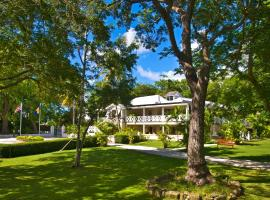 Hotel near Bridgetown: Bellevue Plantation