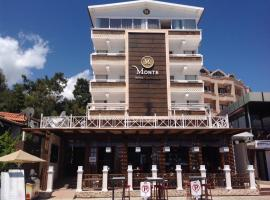 Monte Hotel Marmaris Turkey