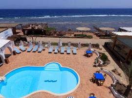 Blue Beach Club Dahab Egypt