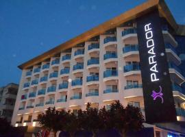 Parador Beach Hotel Alanya Turkey