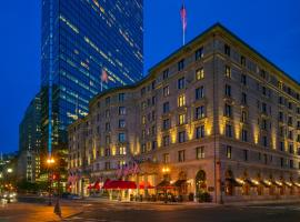 Fairmont Copley Plaza Boston United States