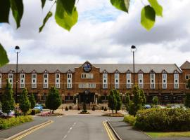 Hotel photo: Village Urban Resort Birmingham Dudley