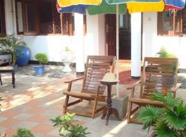 Blue Seas Guest House Mount Lavinia Sri Lanka