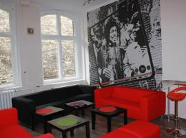 A picture of the hotel: La Guitarra Hostel Poznań