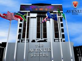 The Avenue Suites 拉各斯 尼日利亚